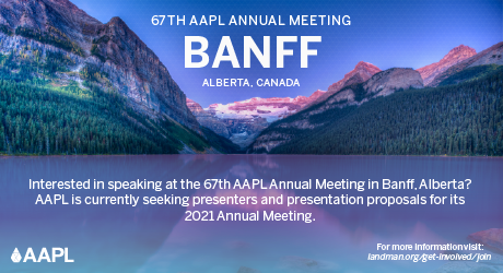 Banff Annual Meeting Call for Speakers