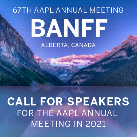 BANFF AM Call for Speakers