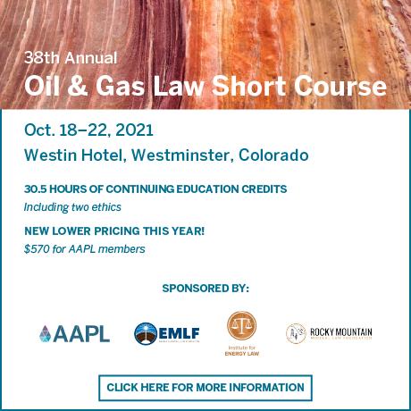 Oil & Gas Course
